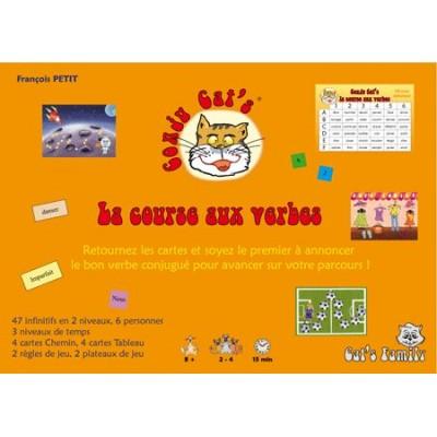 Fichier ca's La course aux verbes