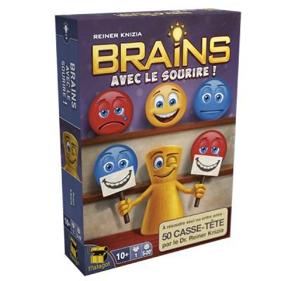 Brains avec le sourire !