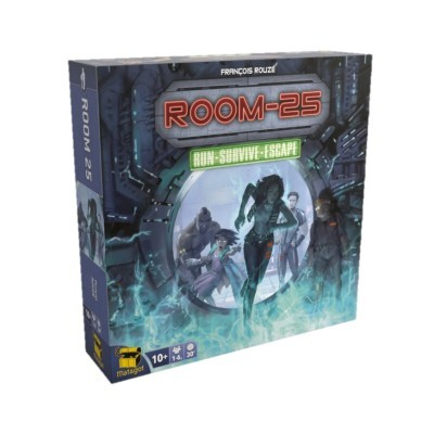 Room 25 (2nde éditions)