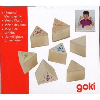 Goki: Mémo des sons (Memo Sounds)