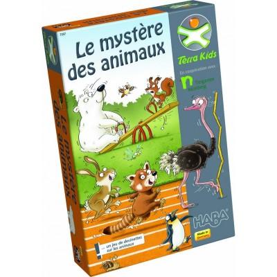 Le Mystère des Animaux
