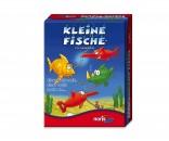 Kleine fishe (menu fretin)